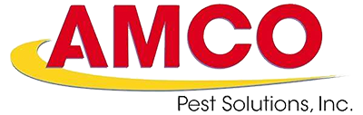 amco pest solutions logo