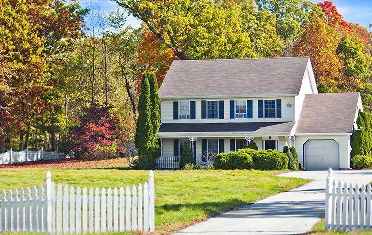 street view of a home in devon pennsylvania