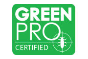 green pro certified icon
