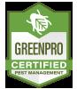 green pro certified logo