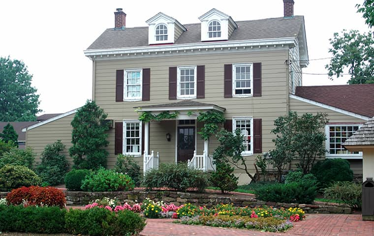 a home serviced by resolution pest in wayne pennsylvania