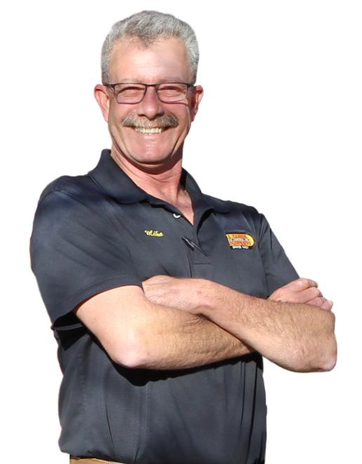 bill clark pest control technician