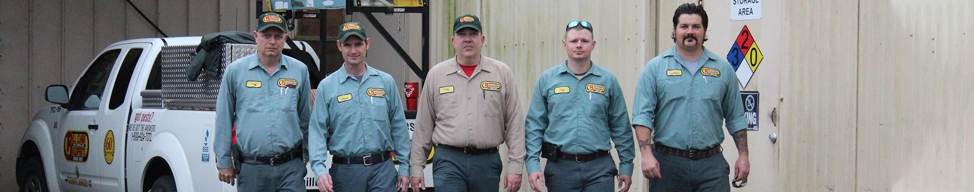 bugsperts of bill clark pest control