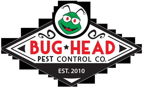 bug head logo