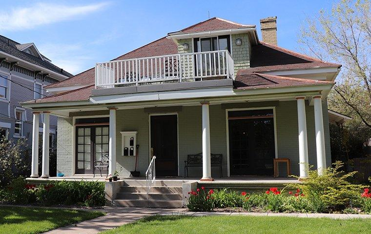 street view of a home in salt lake city