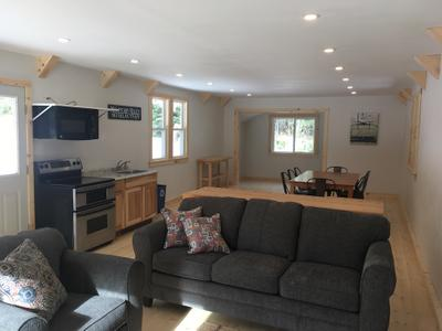 Lounge and Ski Tuning Room
