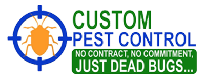 custom pest control logo