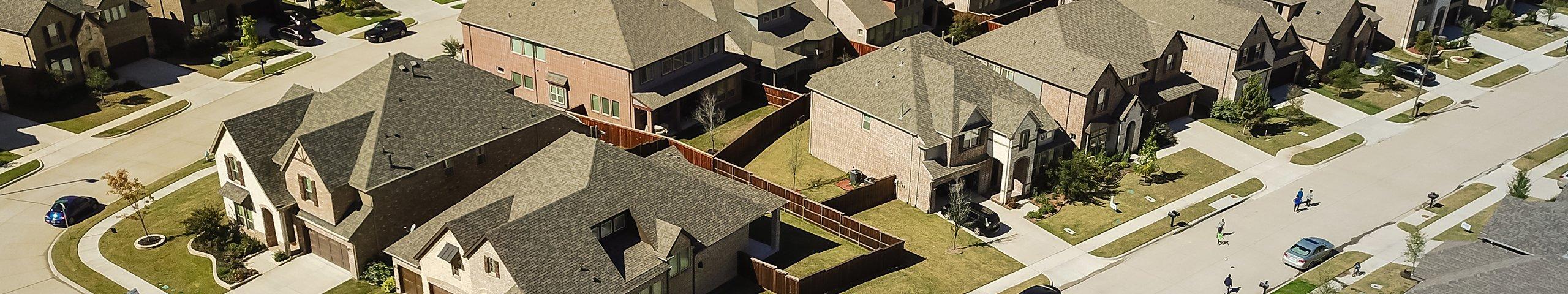 a suburban neighborhood in san antonio texas