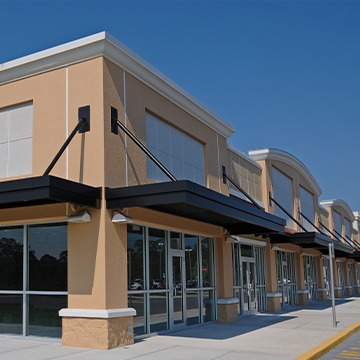 commercial building district in boerne texas