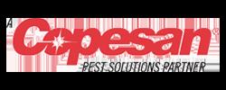 copesan corporate business logo