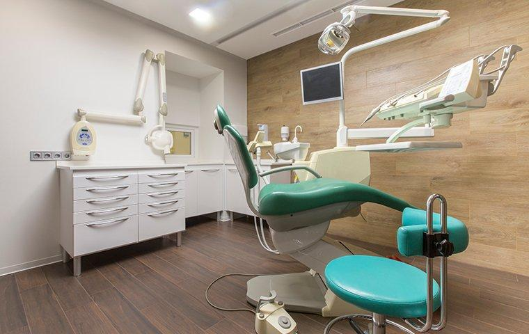 interior of a dentist office in jefferson city