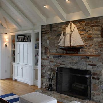 Modern Shingle Home