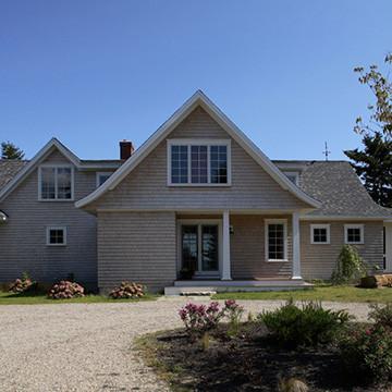 Coastal Modern Cottage