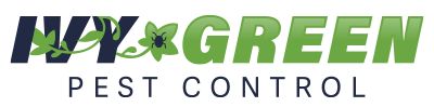 ivy green pest control logo