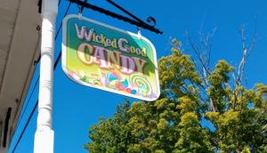 Wicked Good Candy logo
