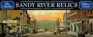 Sandy River Relics logo