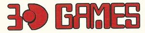 3 D Games logo