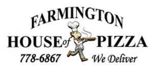 Farmington House of Pizza logo
