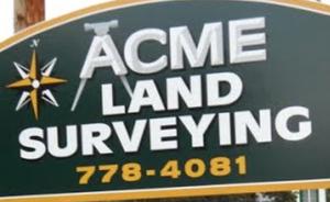 Acme Land Surveying, LLC logo
