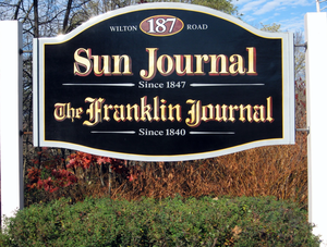 Franklin Journal/Sun Journal logo