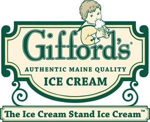 Gifford's Famous Ice Cream logo