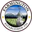 Town of Farmington logo