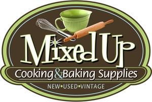 Mixed Up logo
