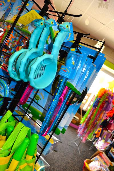 Sand toys for the beach!