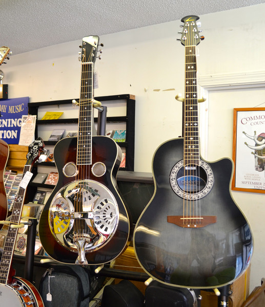 Instruments for sale at Everyday Music Co.
