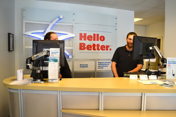 Friendly staff at Pine Tree Cellular