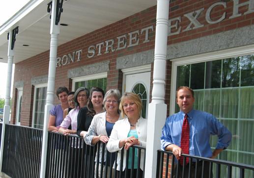 Meet the team on Exchange Street!