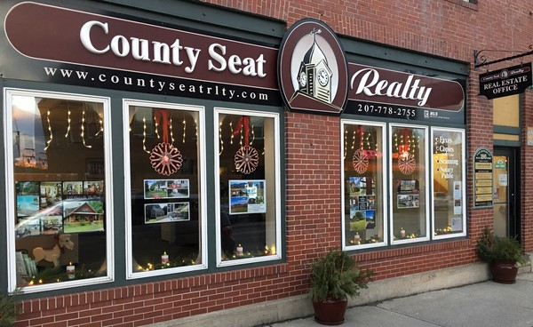 Come visit us right on Main Street in Farmington, we LOVE to talk Real Estate!