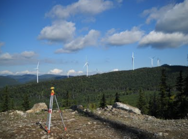 Kibby Wind Power Project