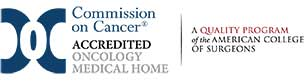 Commission on Cancer accredited