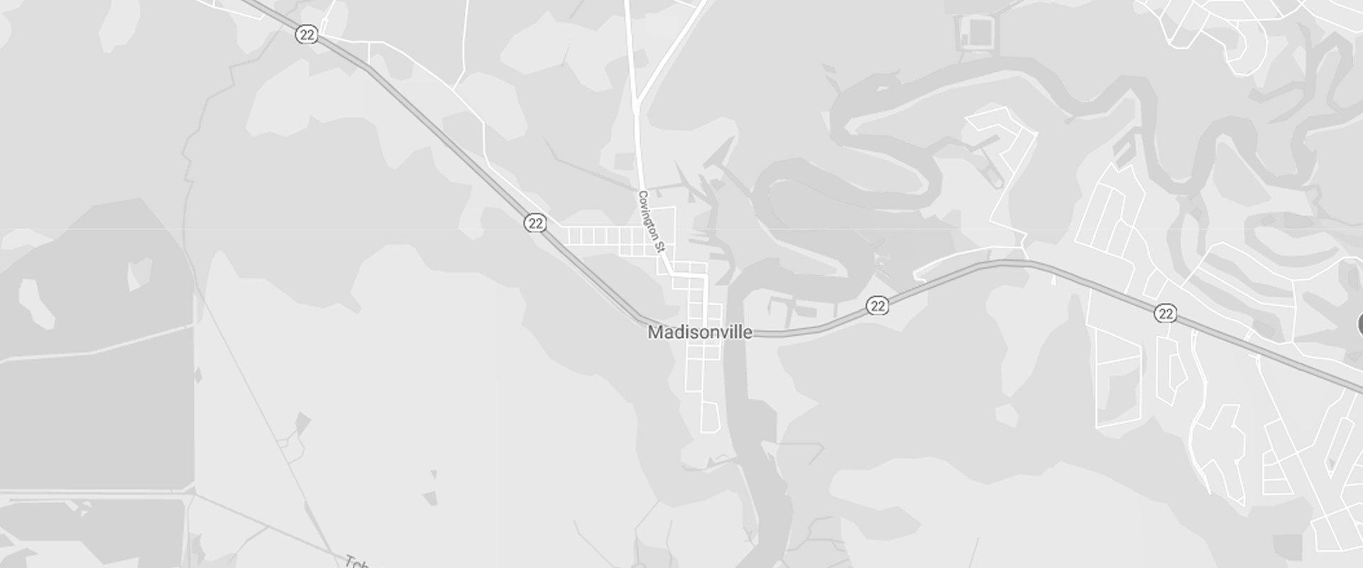 where we service madisonville lousisiana