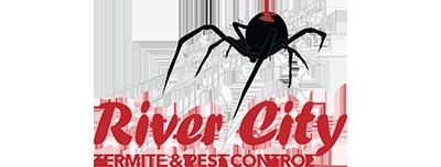 river city termite and pest control logo