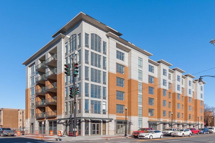 Building or apartment
