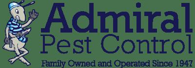 admiral pest control logo