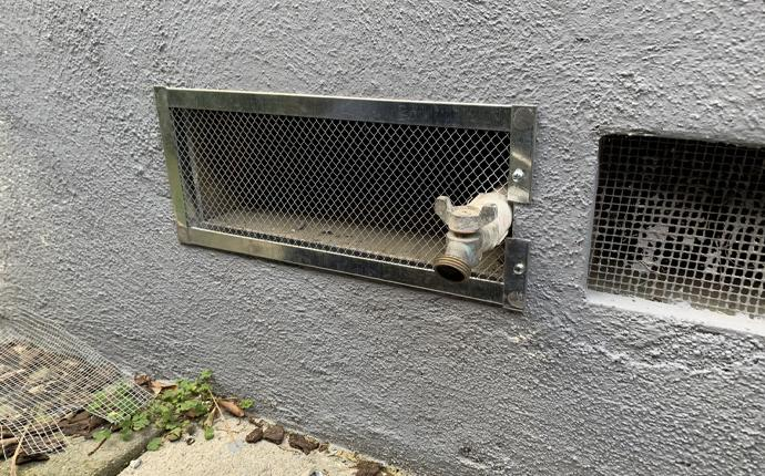 vent before service