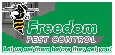 freedom pest control logo