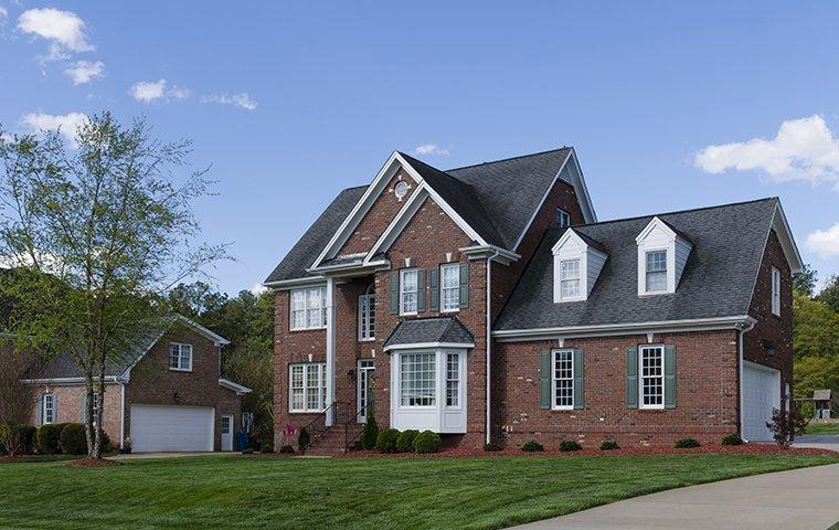 brick townhouses in maryville tennessee protected by pest control services