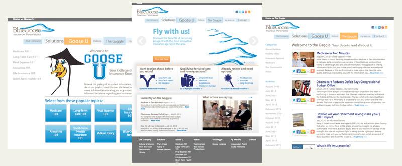 Blue Goose Site
