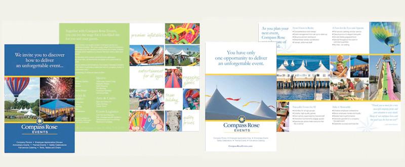 Compass Rose Brochures