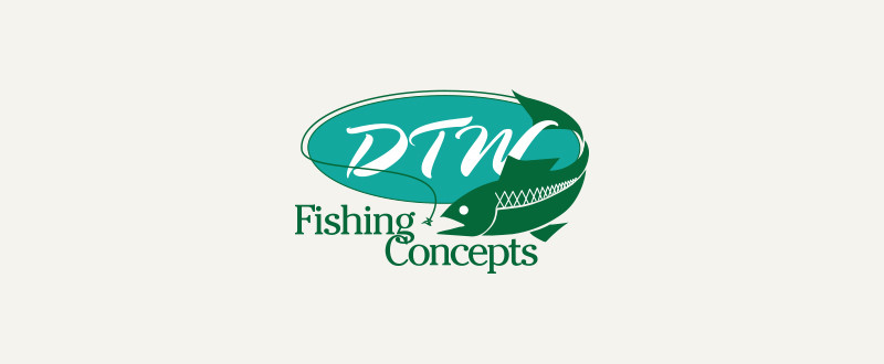 DTW Fishing Concepts Branding