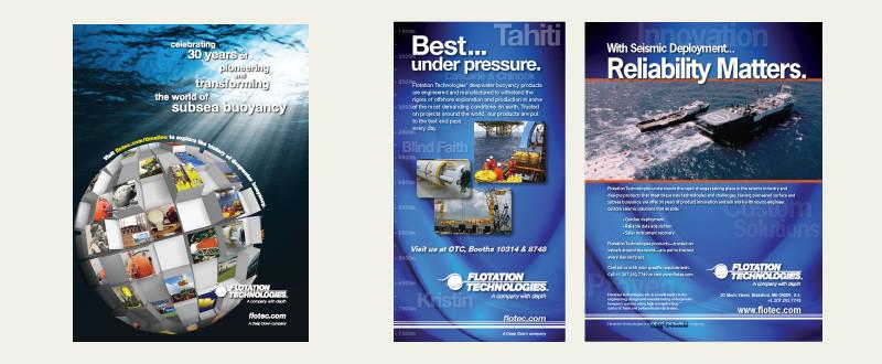 Flotec Advertings