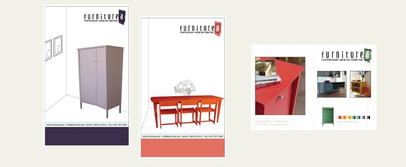 Furniturea Marketing Materials