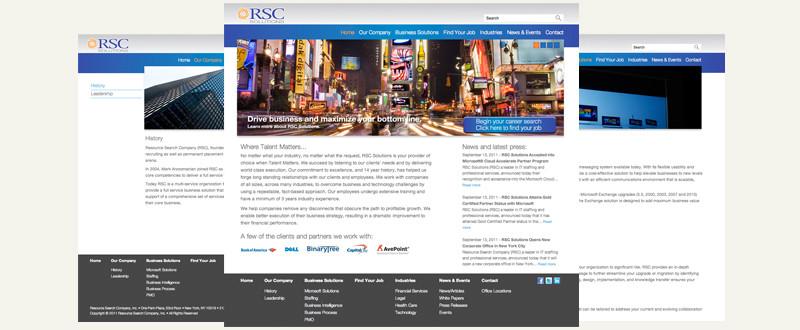 RSC Website