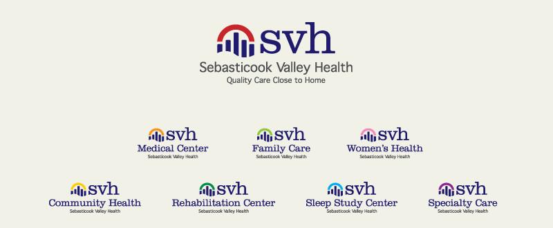 SVH Logo System