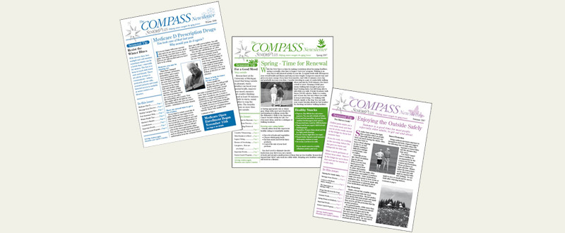 Seniors Plus Newsletters