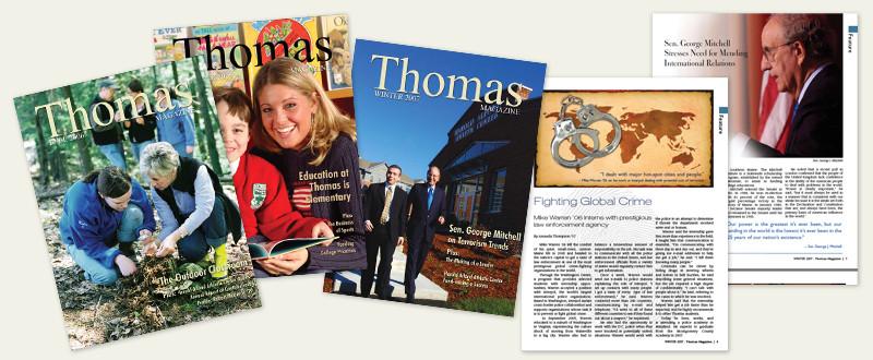 Thomas Magazine